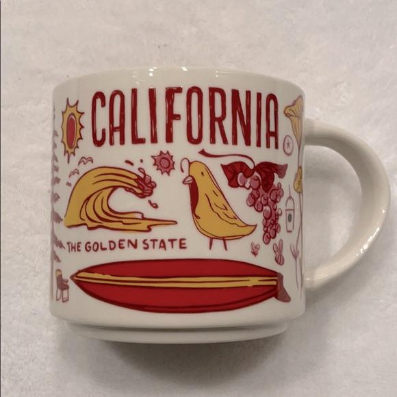 """NWOT Starbucks """"Been There Series"""" California Mug"""